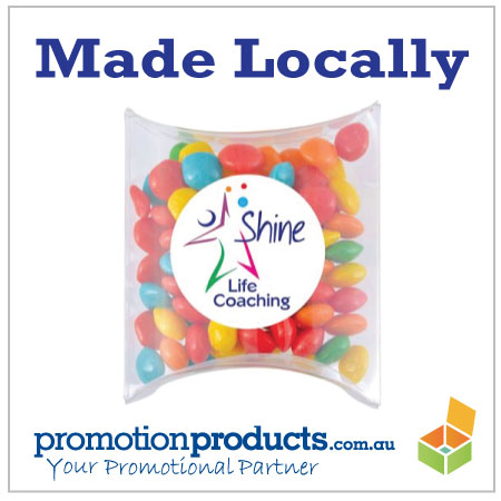 Promotional Lollies made in Australia