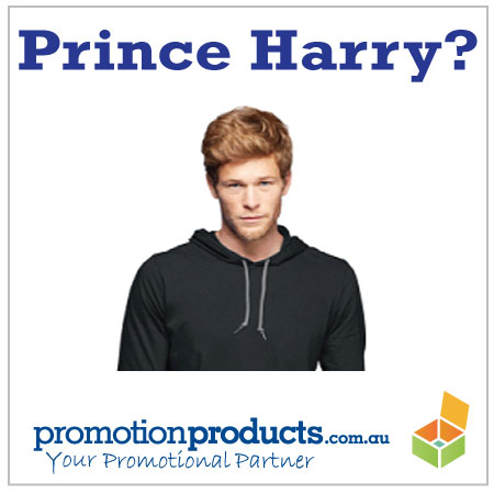 Not Prince Harry