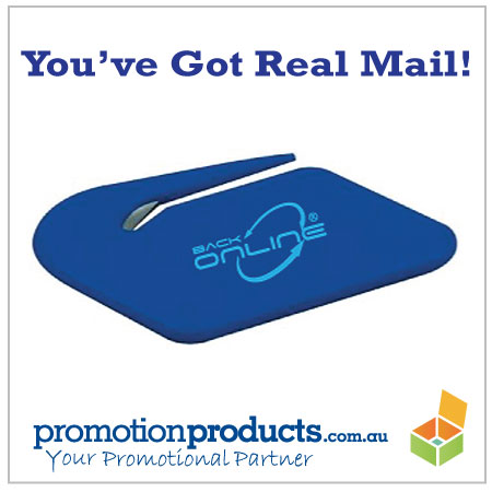 picture of promotional letter opener