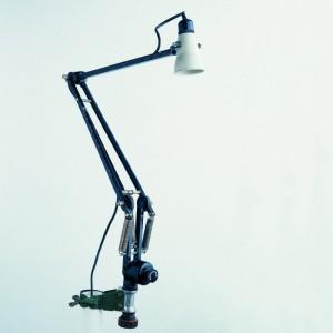 retro angle poise lamp