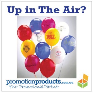 promo balloons picture