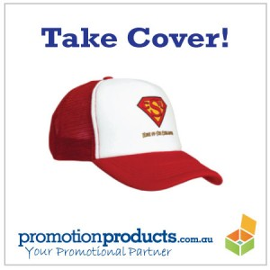 image of a promotional cap