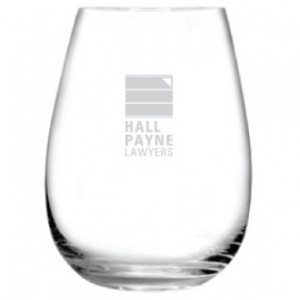 picture of branded glasswear