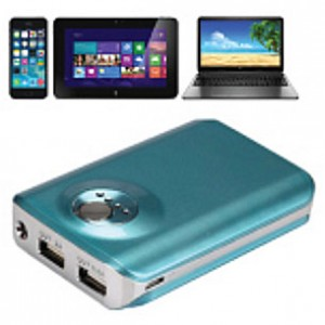 picture of a promotional power bank for mobile phones and tablets