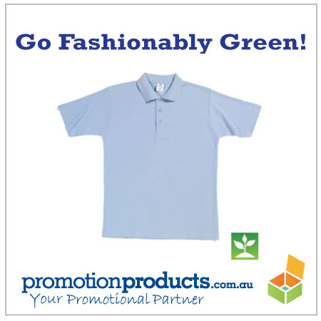 photo of an Eco Polo Shirt