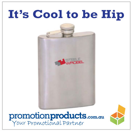 photo of a hip flask