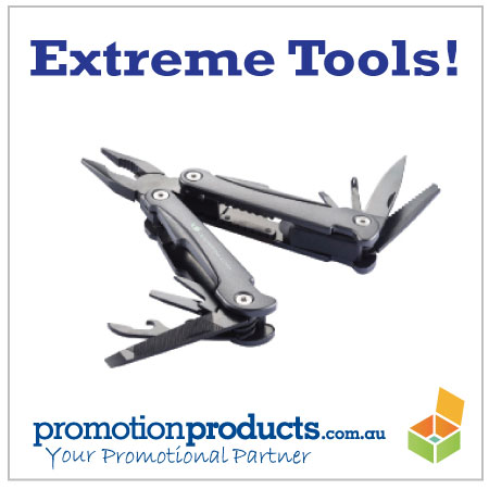 image of a multi-use promotional tool
