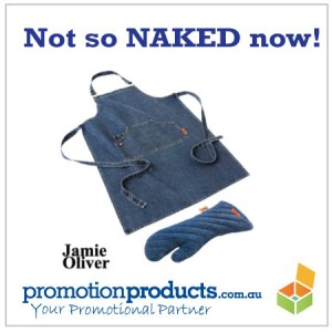 jamie olivers apron and kitchen glove set