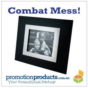 picture of a stylish promotional photo frame