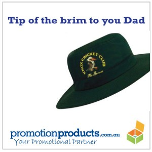 picture of promotional headwear with embroidered logo