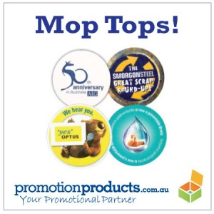 picture of promotional coasters