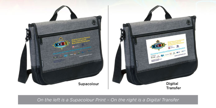 Supacolour versus digital transfer image