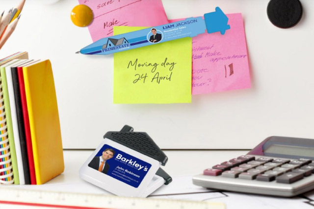 Real estate promotional products
