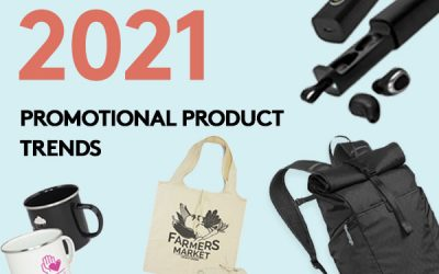 Promotional Products Trends To Know For (2021)