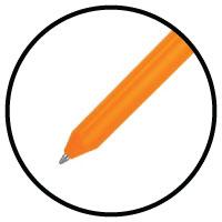 No grip pen