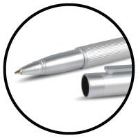 Removable cap pens