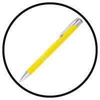 Cylindrical pen