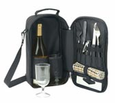 Kimberley Cooler Bag Wine and Cheese Set