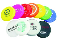 Printed Promotional Frisbees