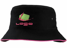 Promotional Embroidered Bucket Hat