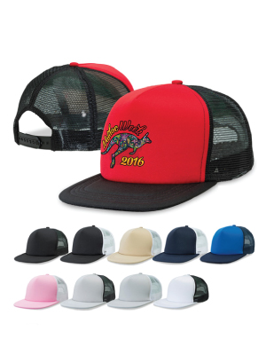 Full Colour Trucker Snapbacks