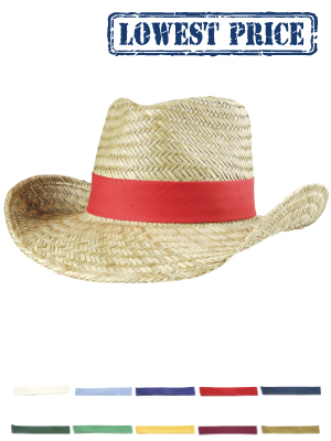 021d6c2560990 Promotional Straw Cowboy Hats  Branded and Custom Online Australia