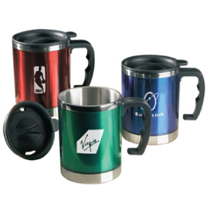 16Oz Translucent Travel Mug