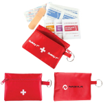 22 Piece First Aid Kits