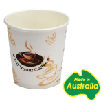 4 oz Single Wall Paper Coffee Cups