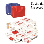 72 Piece First Aid Kits