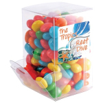 Assorted Colour Rainbow Chews In Mini Confectionery Dispensers