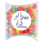 Assorted Colour Rainbow Chews In Pillow Packs