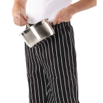 Striped Chefs Pant