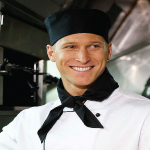 Chefs Scarf