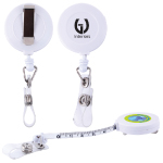 Badge Holders with Tape Measures