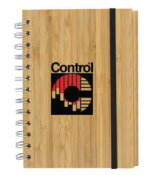 Bamboo Eco Notebooks