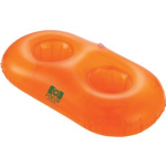 Beach Bum Inflatable Can Holders
