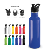 Bondi Metal Water Bottles