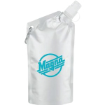 Cabo 600ml Water Bags with Carabiners