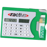 Calculators & Business Card Holders