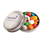 Candle Tin Filled with Chewy Fruits 50G