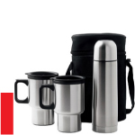 Car Mug Vacuum Flask Sets