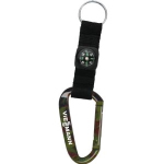 Carabiners with Compass