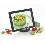 Chef Tablet Stands with Touchpens