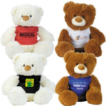 Coco & Coconut Plush Teddy Bears