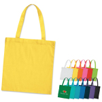Coloured Cotton Tote Bags