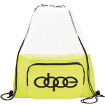 The Court Time Drawstring Cinch Backpacks