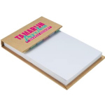 Deskpads with Sticky Notes
