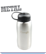 Eales Metal Drink Bottles