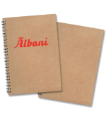 Eco A5 Notepads
